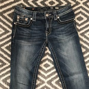 Womens Miss Me Jeans Size 29.
